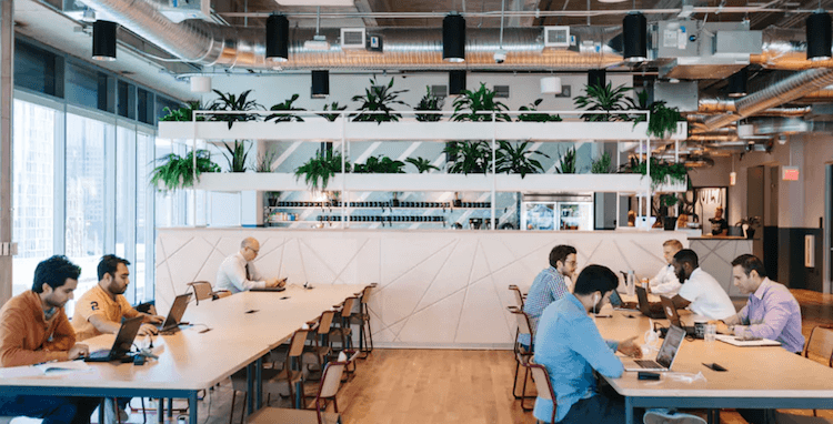 WeWork Hamburg - Die 10 coolsten Coworking Spaces Hamburg
